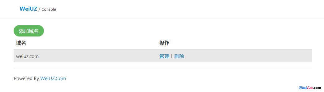 [转]【开源】WeiUZ CloudFlare Partners PHP版本