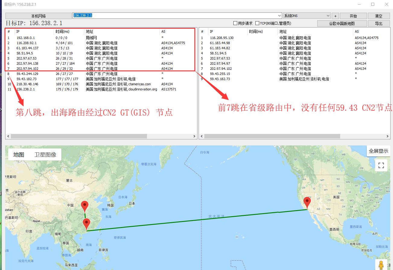 CN2 GT(GIS)和CN2 GIA的区别办法